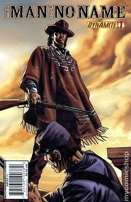 Man with No Name (2008 Dynamite) #1C FN