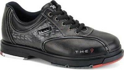 Mens WIDE Dexter SST THE 9 Bowling Shoes with Interchangeable Soles & Heels WIDE