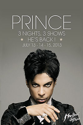 WOW...Prince at Montreux Jazz Festival 2013