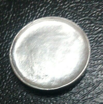 Pakistan Re1 Error Coin , One Side Printing Omitted.unc