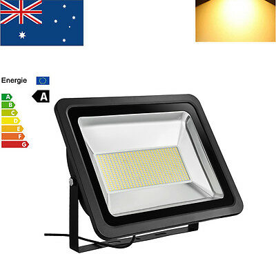 300W High Power Warm White LED Flood Lights SMD IP65 Outdoor Security Floodlight