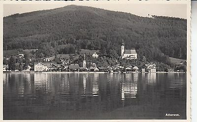 Postkarte - Attersee