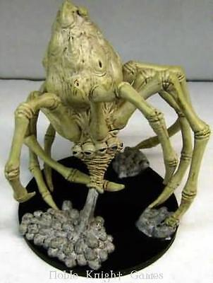 WOTC Star Wars Minis Force Unleashed Knobby White Spider NM