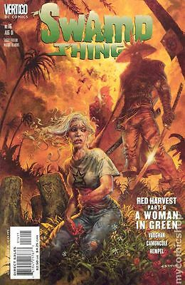 Swamp Thing (2000 3rd Series) #16 VF