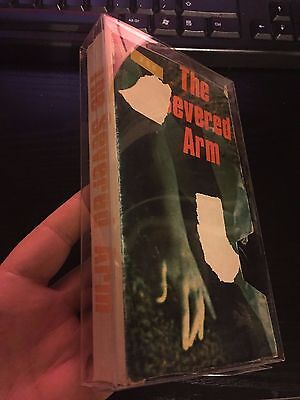 THE SEVERED ARM - Iver FIRST EDITION pre cert BETAMAX cut carton horror NOT VHS