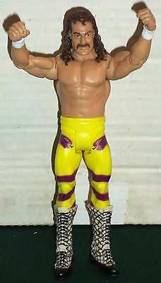 Wwe Wrestling Figure Mattel Legend Jake The Snake Roberts Wwf Hall Of Fame
