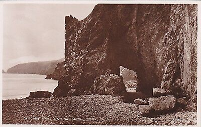 084 2- Channel Islands - SARK - DIXCART BAY - NATURAL ARCH - UNPOSTED