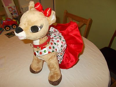 Build A Bear, Large Dressed Bambi , Fawn