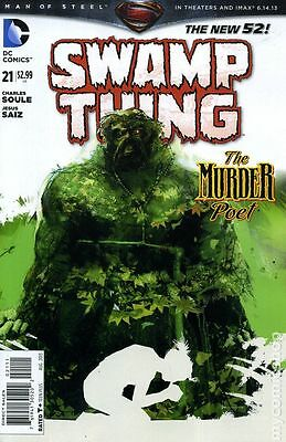 Swamp Thing (2011 5th Series) #21 VF