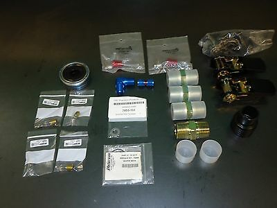 Wholesale Racing Parts Store Lot of (19) New Aeroquip Fittings Seals It QA1