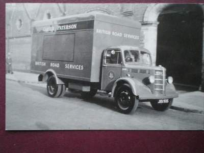 Postcard British Road Services Lorry