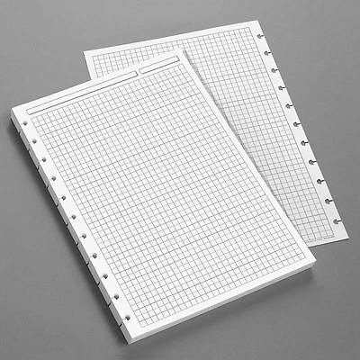 Levenger Special Request Circa Full Page Grid Refills- A4 Size