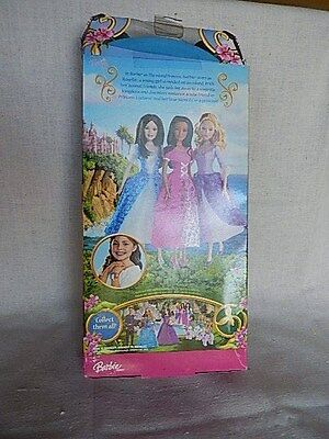 Barbie as the Island Princess set of 2 Maidens Lavender and  Blue Oreginal Boxes