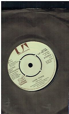 Electric Light Orchestra Livin' Thing 45 1976