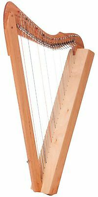 Rees Harps Special Edition Fullsicle Harp Cherry