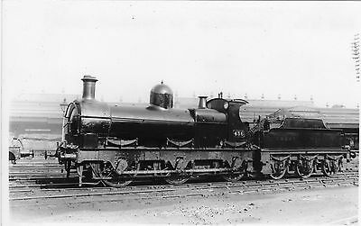 Photo GWR 0-6-0 No 436 Armstrong Standard Goods at unknown location