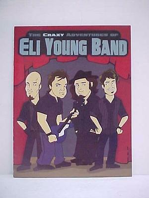 RARE 2012 ELI YOUNG BAND ACM Promo PROGRAM for Song SINGLE & GROUP of The Year
