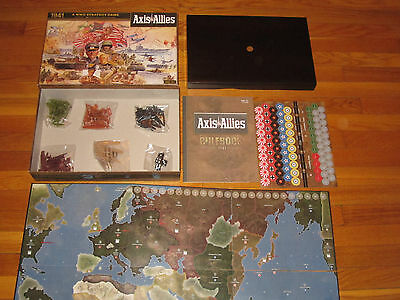 New Axis and Allies 1941 Board Game