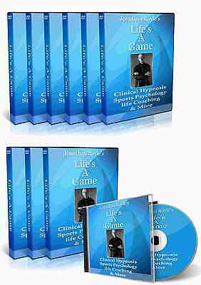 Clinical Medical Hypnotherapy Life Coaching NLP Sports Psychology Certificates