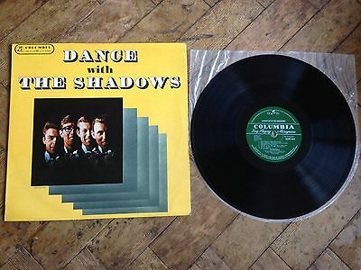 Dance With The Shadows Columbia Lp South Africa Pressing Rare 33Jsx 1619