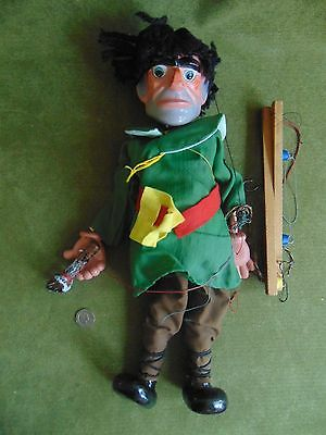 Vintage 70's Pelham Puppet 'giant' Made In England
