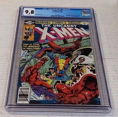 Uncanny X-men #129 / CGC 9.8 / WHITE PAGES / 1st Kitty Pryde, Emma Frost
