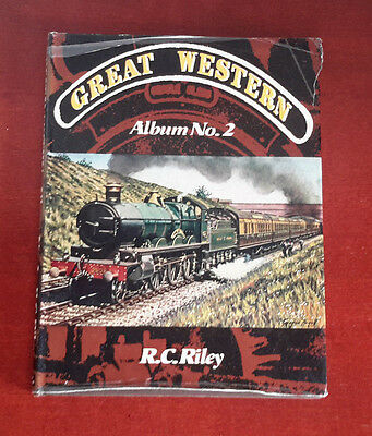 Great Western Album No 2 Steam Trains Railway