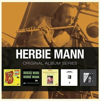 Herbie Mann - Original Album Series [New CD] Holland - Import