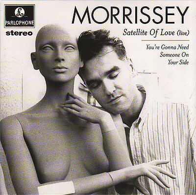"Morrissey - Satellite Of Love 12"" *New Single Vinyl*"