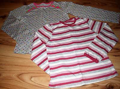 2 Girls Tops,  Age 6-7 ,  Mothercare Label, good condition