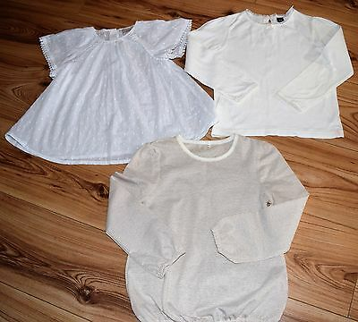 3 Girls Tops , Age 5, GAP,NEXT,George Labels, Good condition