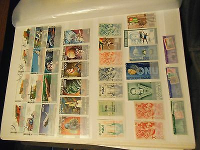 A nice selection of TOGO stamps
