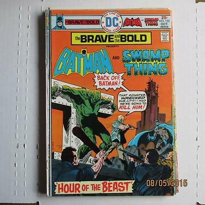 Brave and the Bold (Batman) 122 FN  SKU15460 25% Off!