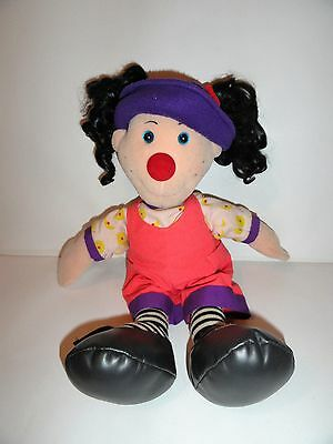 "Loonette Doll Big Comfy Couch 18"" Plush"