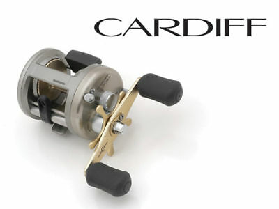 Shimano Cardiff 200A Round Baitcasting Fishing Reel Cdf200A