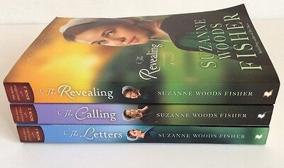 The Inn at Eagle Hill Book Trilogy Suzanne Woods Fisher Amish Romance Christian