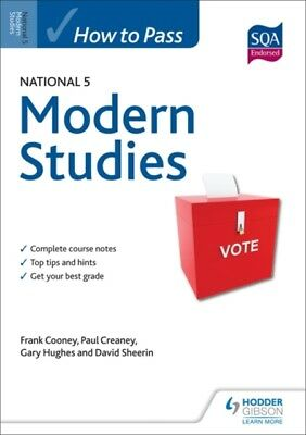 How to Pass National 5 Modern Studies (How to Pass - National 5 L...