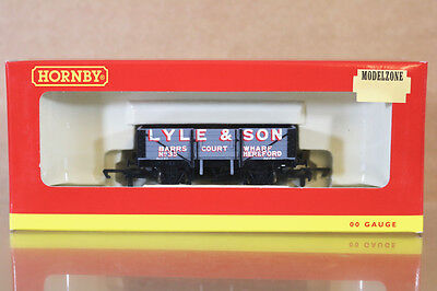 HORNBY R6162 LYLE & SON BARRS BUSINESS WHARF HEREFORD 5 PLANK LASTER 35 MIB ni