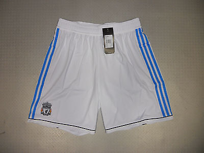 player Short Trousers FC Liverpool 3rd 11/12 Orig adidas Size L new player issue