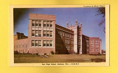 Madison,WI Wisconsin,East High School,Excellent condition