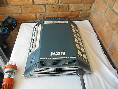 Jands Fp12Wm 12 Channel Wall Mounting Dimmer Rack System Dmx 512 / 12 Dimming Ch