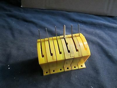 6 X Yellow Point Levers