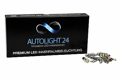 Premium LED Innenraumbeleuchtung für Smart Fortwo Coupe C453