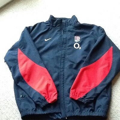 Nike England Rugby Jacket - Size XL