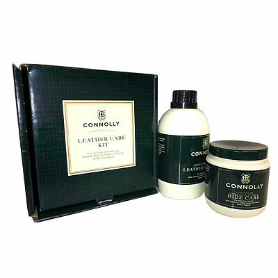 #1 Leather Treatment - Connolly Leather Care Kit