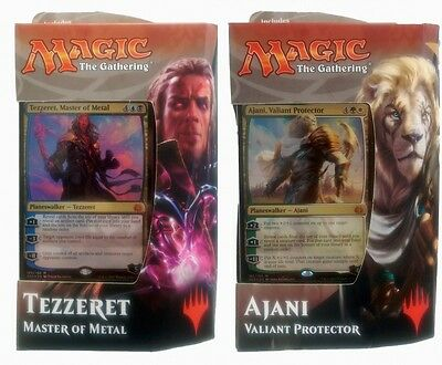 Aether Revolt Planeswalker Deck englisch - MtG Magic the Gathering