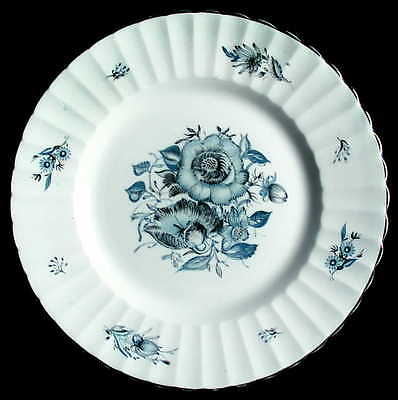 Susie Cooper BLUE PEONY Dinner Plate S3781687G2