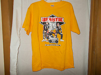 "Beastie Boys "" Solid Gold Hits  "" Tee     [    L ]"