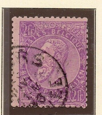 Belgium 1898-1900 Early Issue Fine Used 2F. 124027