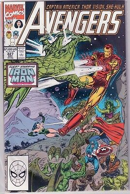 The Avengers 327 _ 2nd app of Rage